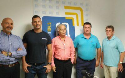 """Inversiones Drago invitada en Radio Agüimes en el programa """"Agüimes: Empresas y Empleo"""""""