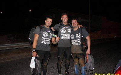 Nuestro equipo de carreras de obstáculos en la Spartan SGX Endurance