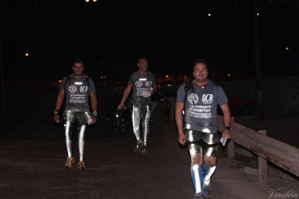 Equipo OCR Team Luminiscnete Canarias usando Albedo100