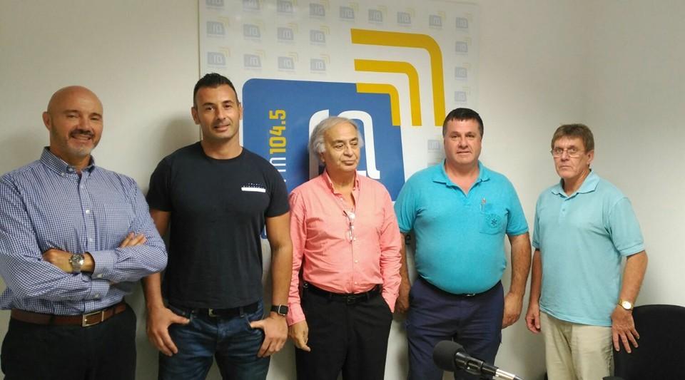 Entrevista en Radio Agüimes Inversiones Drago con Luminiscente Canarias y Cristalam 3M