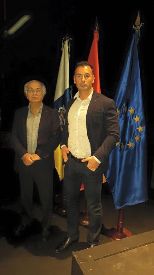 Premio Pymes del Atlántico Inversiones y Negocios Drago, Pedro y Enrique Hernández Nuez