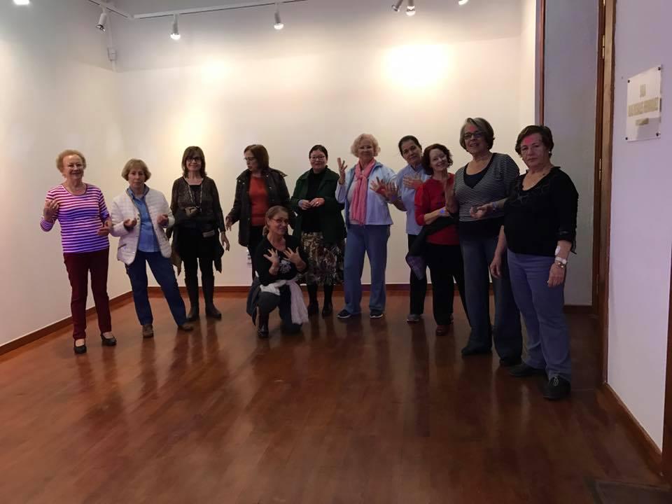 Taller de Risoterapia para la Fundación Mapfre Guanarteme en Gran Canaria