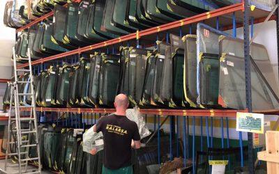 Nuevo stock de parabrisas en Las Palmas para Ralarsa