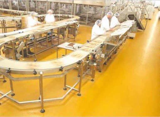 Pintura alimentaria Epofood 100% para industria en Canarias
