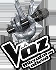 El Micrófono Karaoke del Programa La Voz de Antena 3