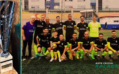 Patrocinamos el futbol amateur: Ralarsa-101Racing team