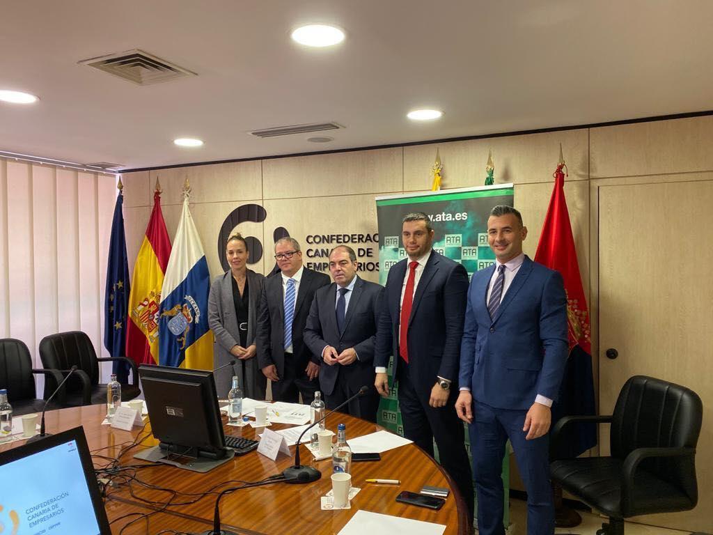 Nuestro CEO Enrique Hernández Nuez nombrado miembro de la directiva de ata canarias