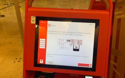 Instalación láminas PureZone en el aeropuerto Adolfo Suárez Madrid Barajas