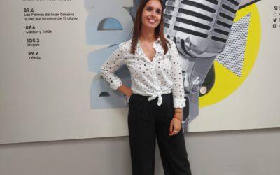 Charla sobre igualdad de género en Radio in Company
