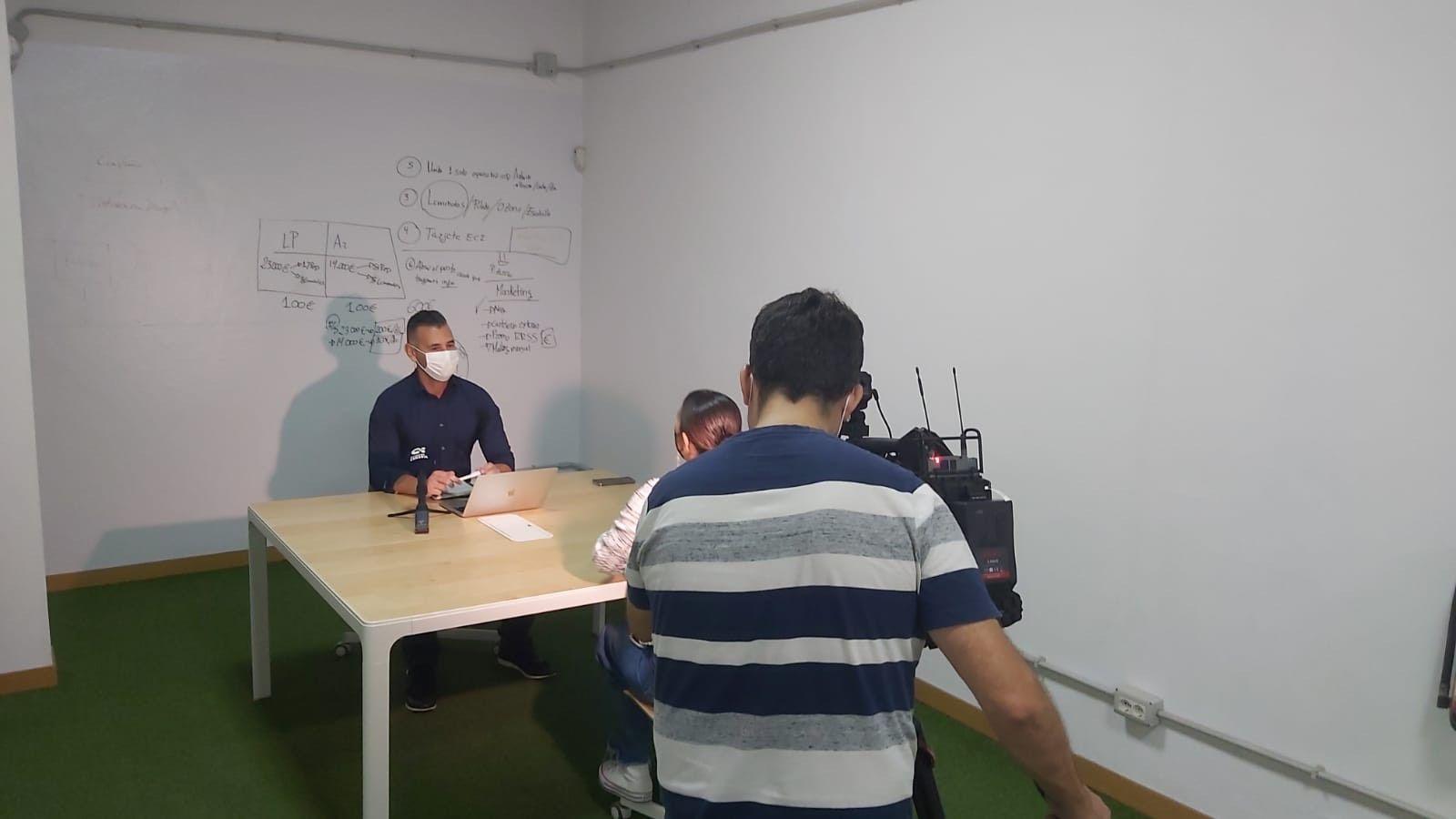 Enrique Hernández Entrevista Caída del Bitcoin