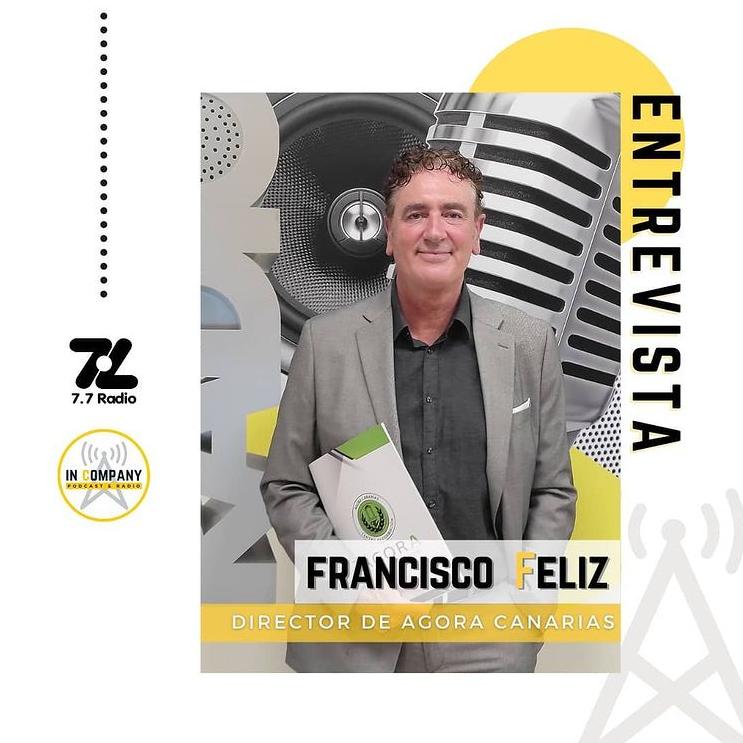 Francisco Feliz In Company