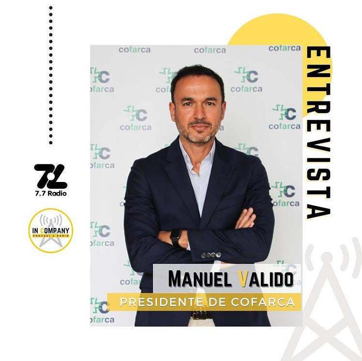 Manuel Valido In Company