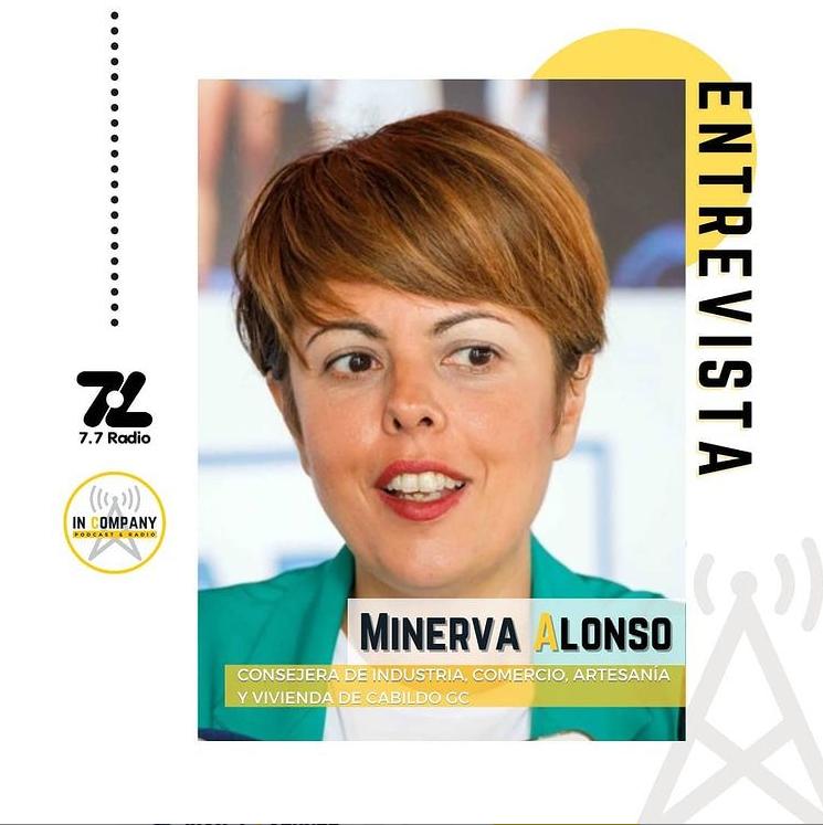 Minerva Alonso In Company