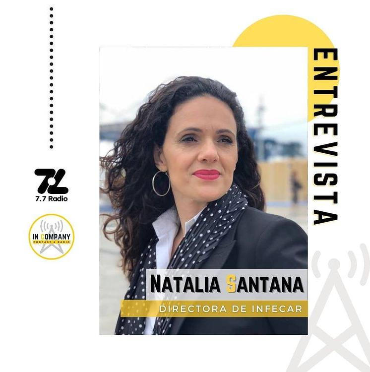 Natalia Santana In Company