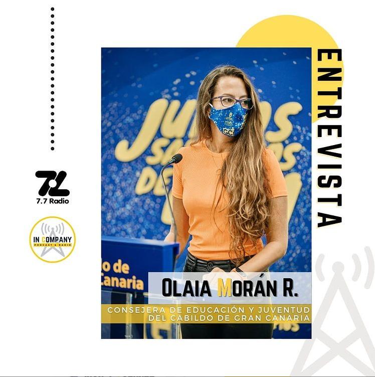 Olaia Moran In Company