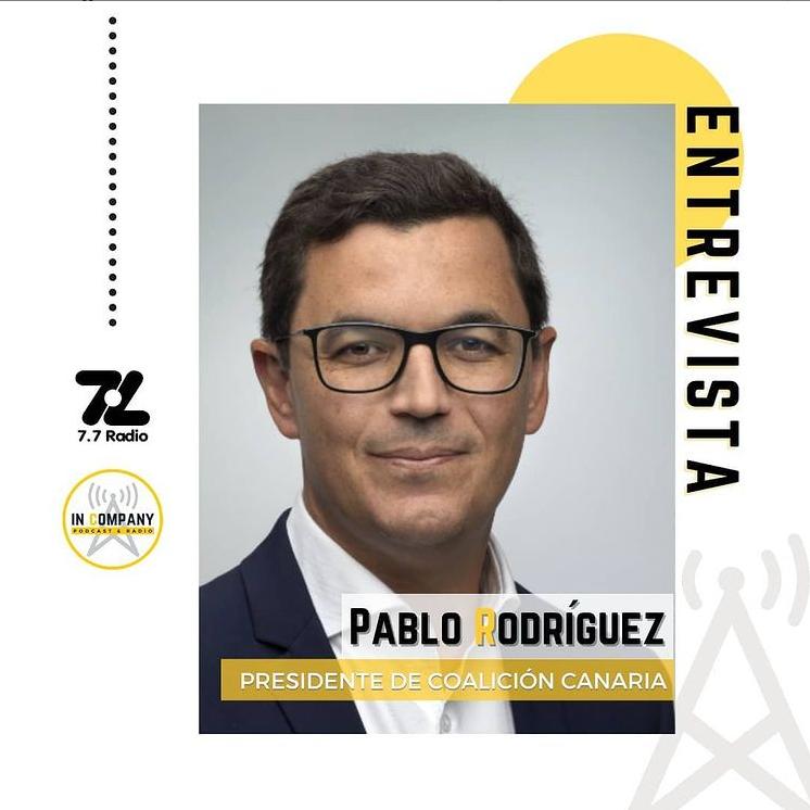 Pablo Rodríguez In Company