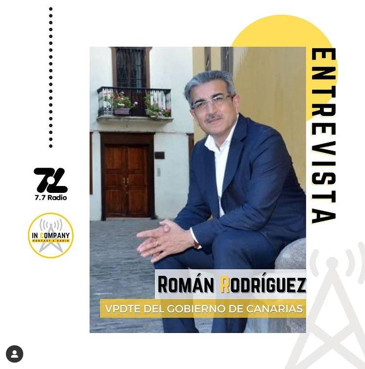 Román Rodríguez In Company
