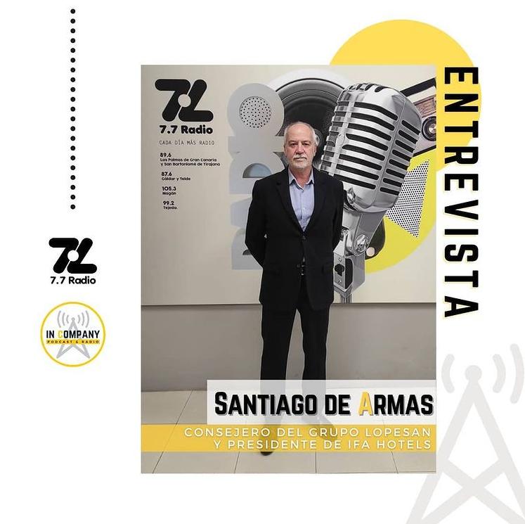 Santiago de Armas In Company