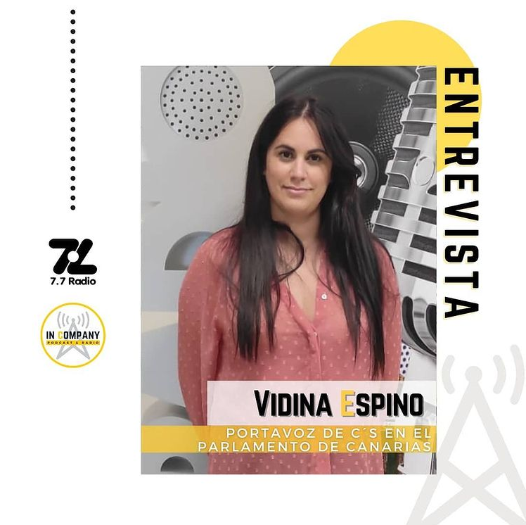 Vidina Espino In Company