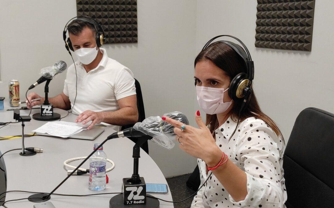 Charla sobre lenguaje inclusivo en la empresa con Verónica Hernández para «In Company Radio»