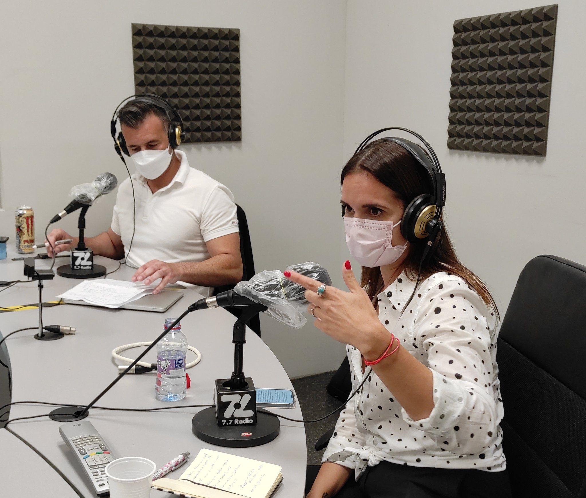 Verónica Hernández In Company Radio Lenguaje Inclusivo